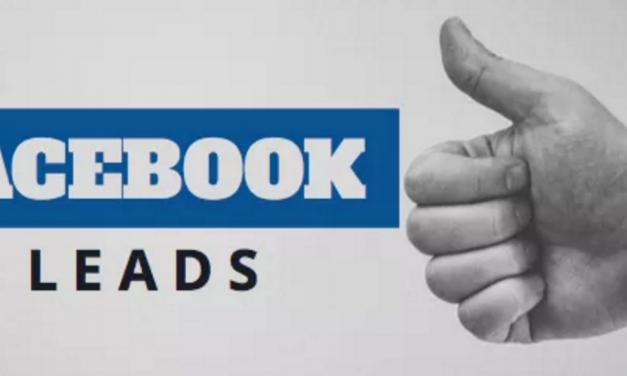 Genera clientes potenciales con Facebook Lead Ads