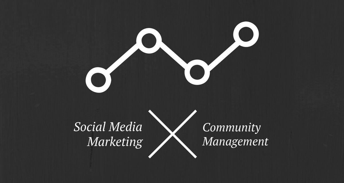 Social Media Marketing Vs Community Management