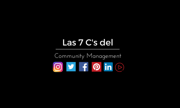 Las 7C's del Community Management