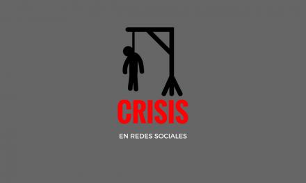 ¿Cómo solucionar una crisis en Redes Sociales?