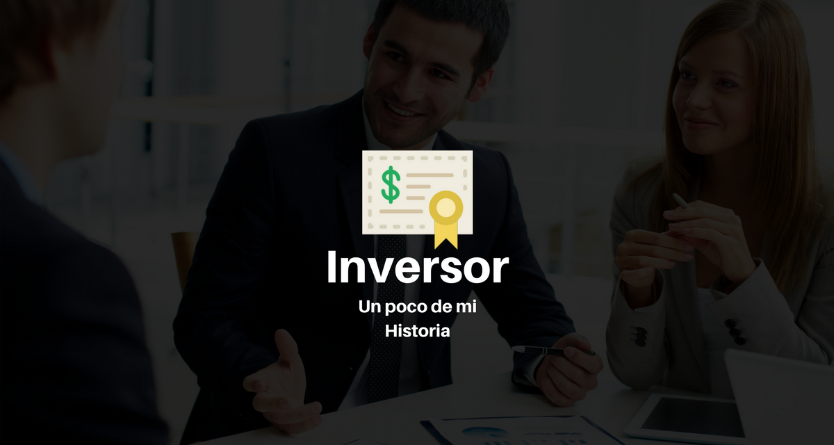 De Consultor de Marketing Digital a Inversor