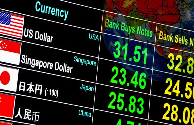 Forex currency converter