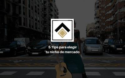 5 Tips de encontrar el nicho de mercado perfecto