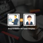 Emprendedor vs Empleado