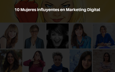 10 mujeres influyentes en el mundo de marketing digital